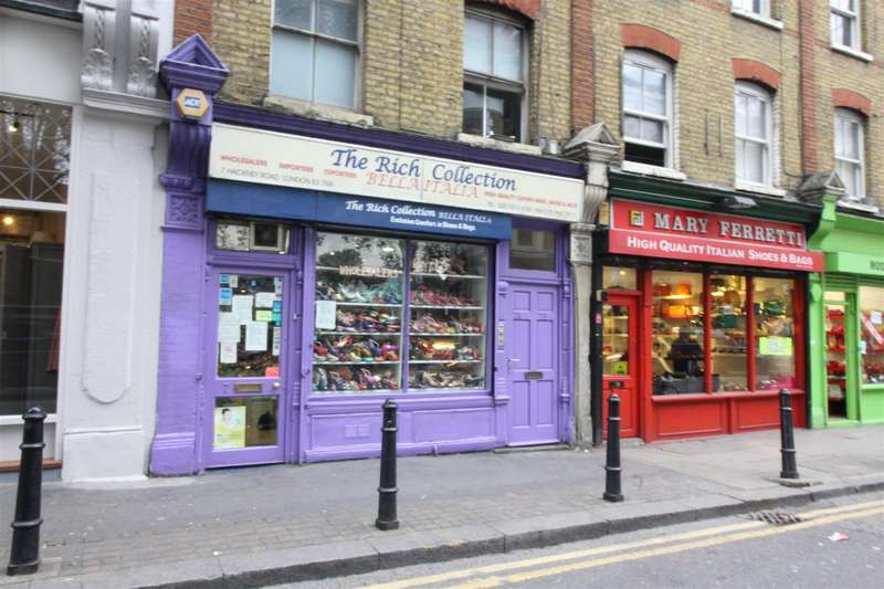 Commercial Property for sale in Hackney Road, London