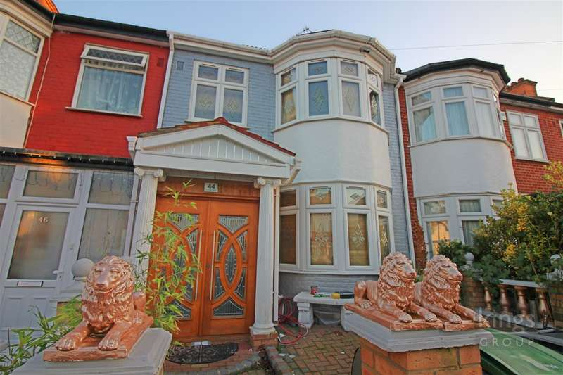 5 Bedrooms House for sale in Stirling Road, London