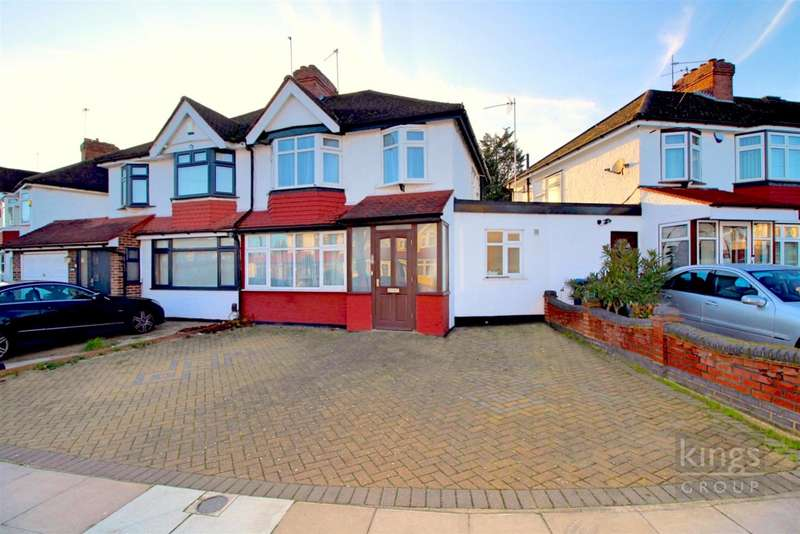 3 Bedrooms Semi Detached House for sale in Latymer Road, Edmonton, N9