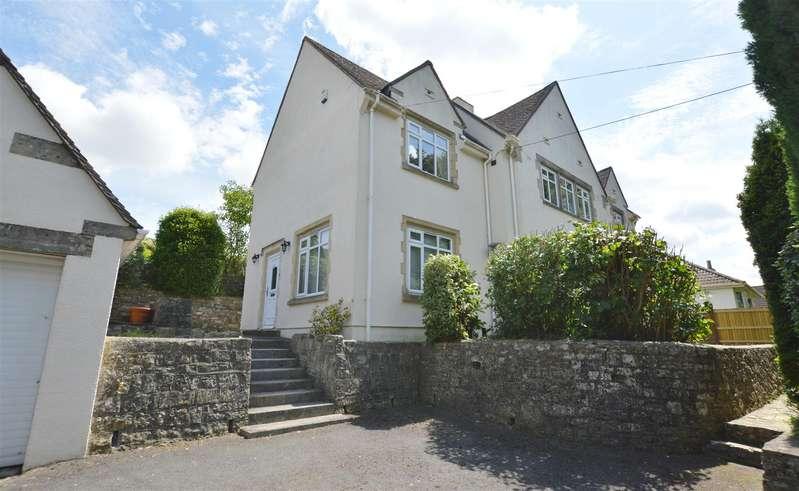 4 Bedrooms Detached House for sale in Bristol Road, Radstock