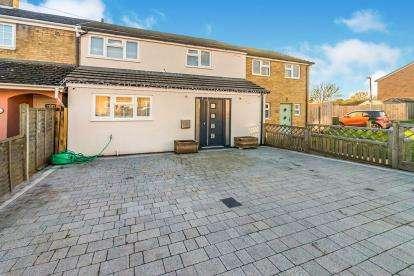 3 Bedrooms Terraced House for sale in Broadwater Crescent, Stevenage, Hertfordshire, England