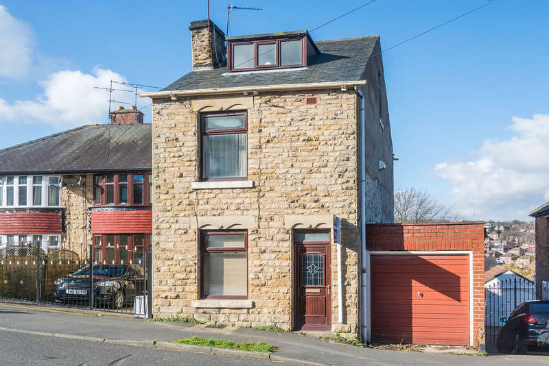 3 Bedrooms Detached House for sale in Cliffe Road, Walkey