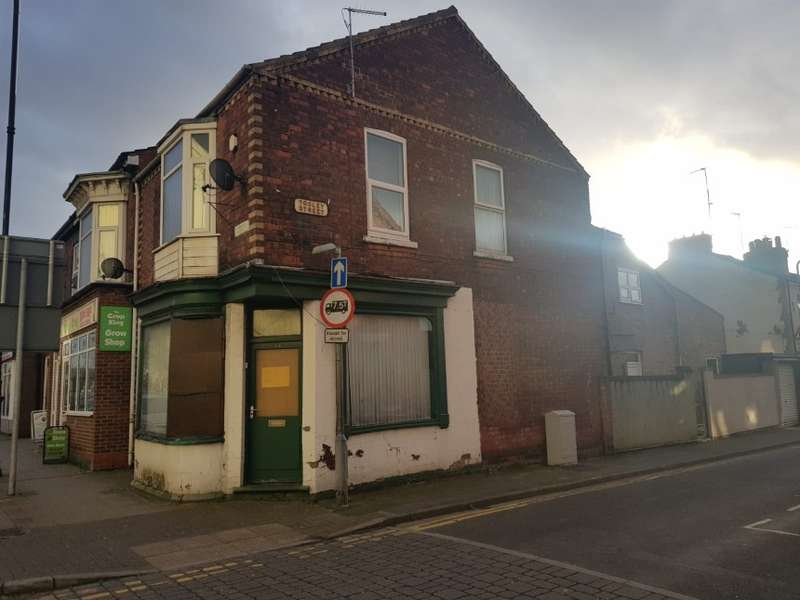 2 Bedrooms End Of Terrace House for sale in 86 Trinity Street, Gainsborough, Lincolnshire