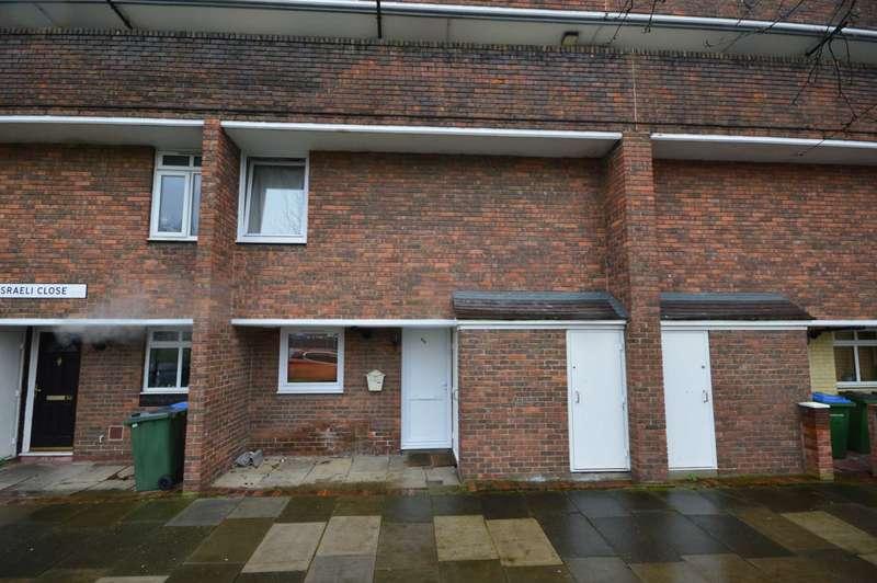 3 Bedrooms Maisonette Flat for sale in Disraeli Close, Thamesmead