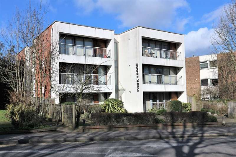 1 Bedroom Flat for sale in Park Lodge, 2 Chislehurst Road, Sidcup, DA14 6DP