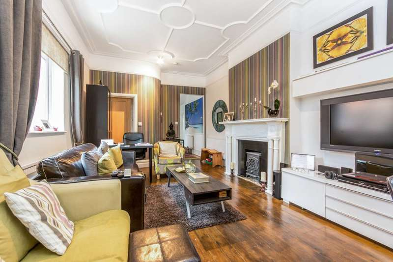 2 Bedrooms Flat for sale in Olive Road, Cricklewood, NW2