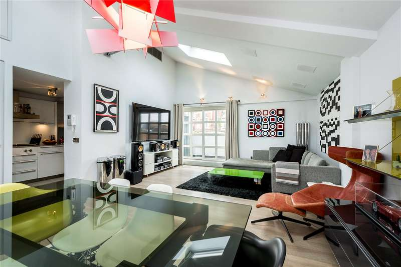 2 Bedrooms Flat for sale in The Westbourne, 1 Artesian Road, London, W2