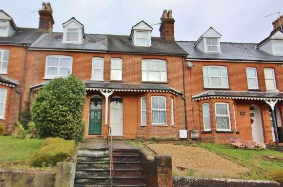 4 Bedrooms Property for sale in Worting Road, Basingstoke