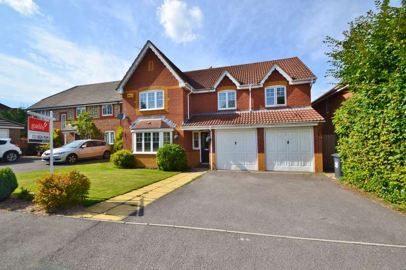 5 Bedrooms Detached House for sale in Knightwood Park