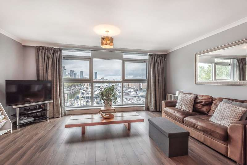 2 Bedrooms Flat for sale in Baltic Quay, Surrey Quays