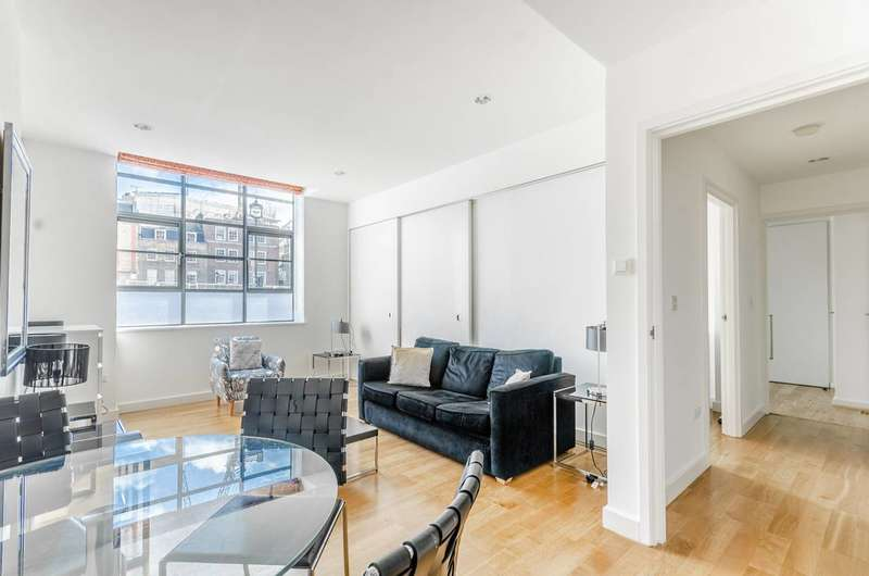 2 Bedrooms Flat for sale in Blandford Street, Marylebone, W1U