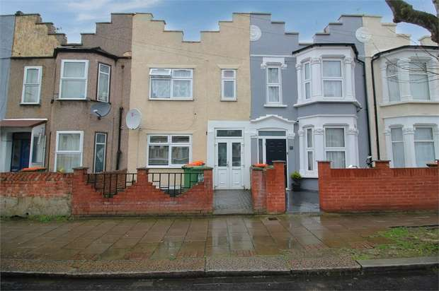 4 Bedrooms Terraced House for sale in Rutland Road, London