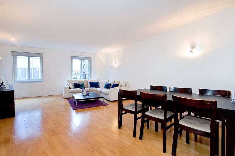 3 Bedrooms Apartment Flat for sale in Coke Street, London, E1