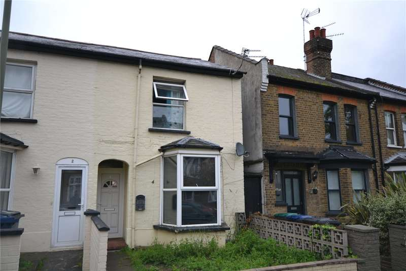2 Bedrooms Semi Detached House for sale in Finchley Park, North Finchley, London, N12
