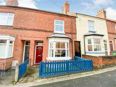 3 Bedrooms Terraced House for sale in Church Road, Kirby Muxloe, Leicester