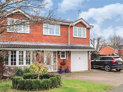 5 Bedrooms Detached House for sale in St Wilfrids Close, Kibworth, Leicester