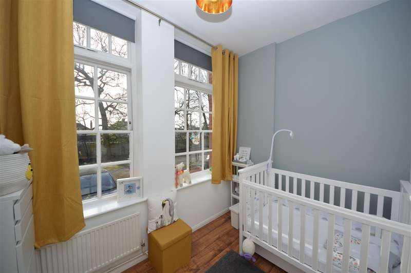 2 Bedrooms Flat for sale in Fothergill Drive, London N21