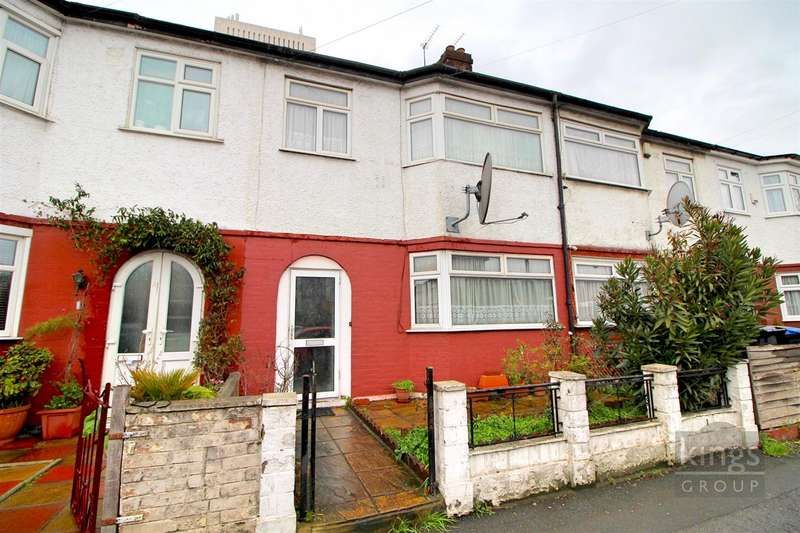 3 Bedrooms Terraced House for sale in Cavendish Road, Edmonton, N18