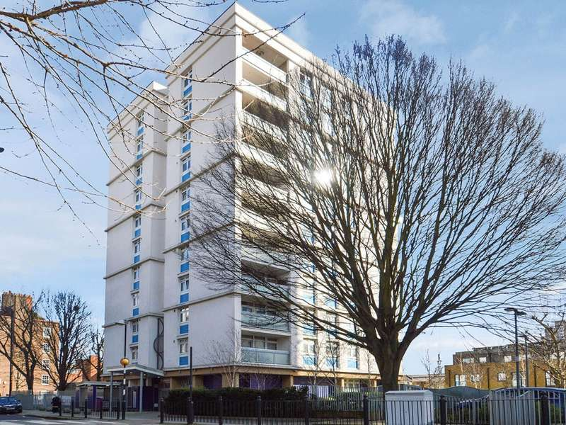 1 Bedroom Flat for sale in Bromley High Street, Bow E3