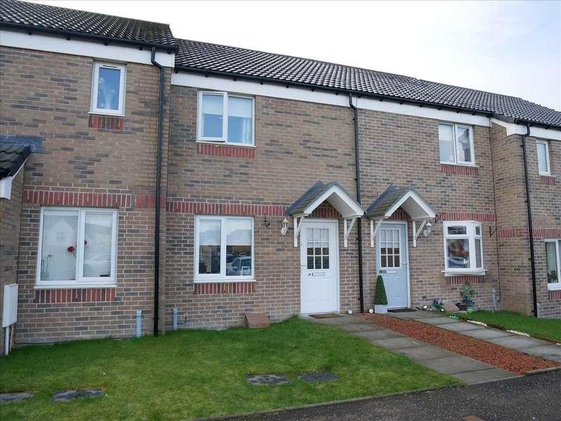 2 Bedrooms Terraced House for sale in Barleycorn Path, Coatbridge