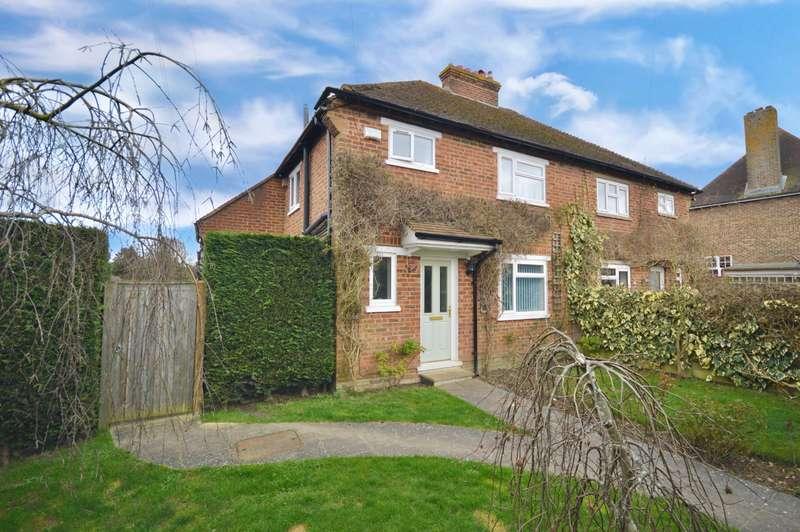 3 Bedrooms Semi Detached House for sale in Northfields, Speldhurst, Tunbridge Wells, Kent, TN3