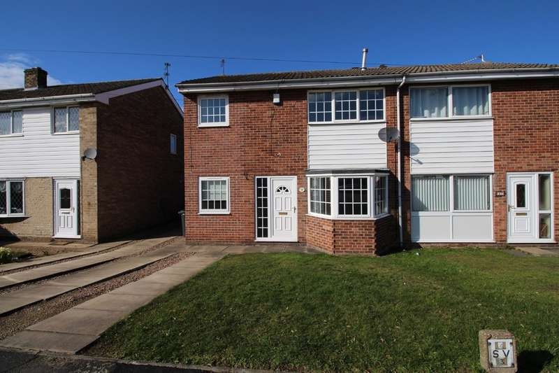3 Bedrooms Semi Detached House for sale in The Lings, Armthorpe, Doncaster DN3