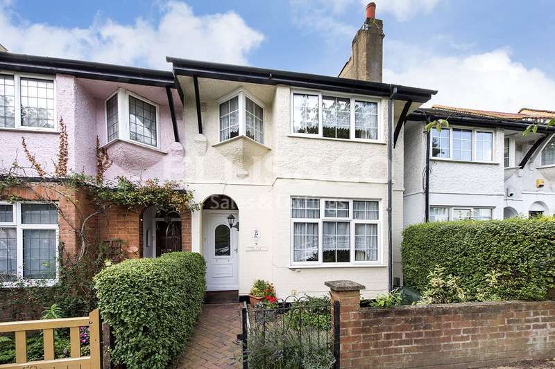 2 Bedrooms Property for sale in Hillview Gardens, London