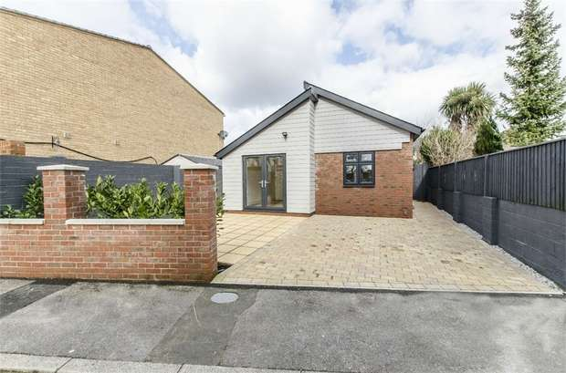 2 Bedrooms Detached Bungalow for sale in Mansbridge Road, EASTLEIGH, Hampshire