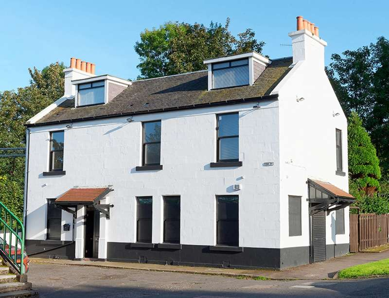 6 Bedrooms Commercial Property for sale in 59 Cove Road, Gourock, PA19 1RN