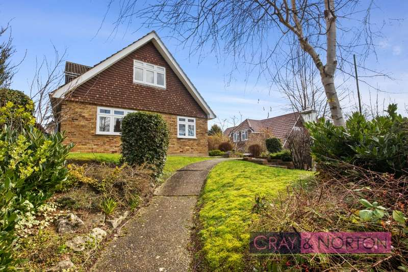 4 Bedrooms Detached House for sale in Brownlow Road, Park Hill, CR0