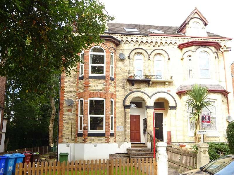 1 Bedroom Flat for sale in 10, Mayfield Road, Whalley Range, Manchester. M16 8FT