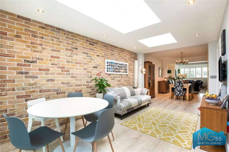 6 Bedrooms Semi Detached House for sale in Holden Avenue, Woodside Park, London, N12