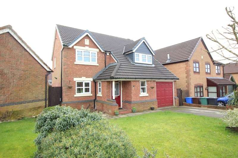 4 Bedrooms Detached House for sale in Rosewood Avenue, Tottington, Bury, BL8