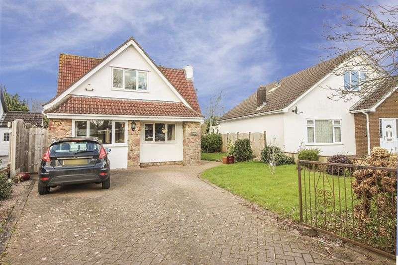 4 Bedrooms Property for sale in Netherwent View Magor, Caldicot