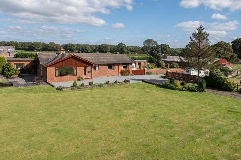 4 Bedrooms Detached Bungalow for sale in 4 bedroom Bungalow Detached in Cotebrook