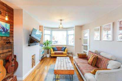 3 Bedrooms Terraced House for sale in Penrose Avenue, Blackpool, Lancashire, FY4