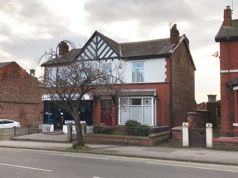 4 Bedrooms Semi Detached House for sale in 66 Kenyon Road, Wigan, Lancashire