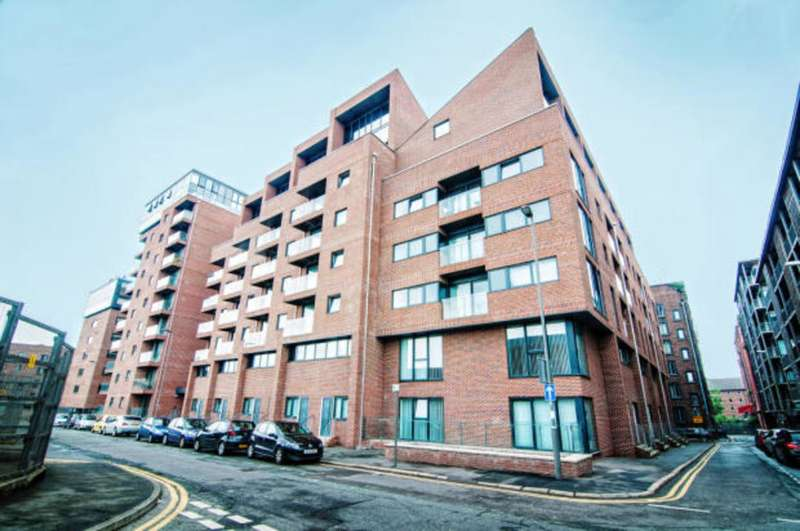 2 Bedrooms Apartment Flat for rent in Kings Dock Mill, 32 Tabley Street L1