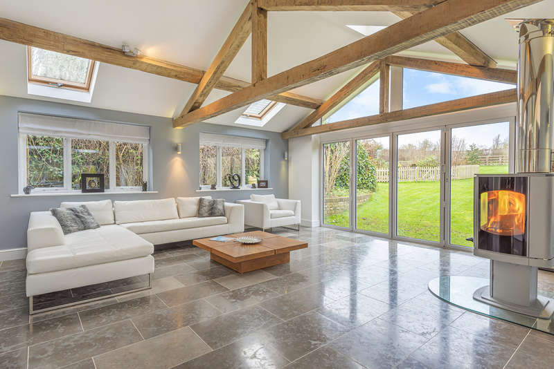 5 Bedrooms Detached House for sale in Great Coxwell