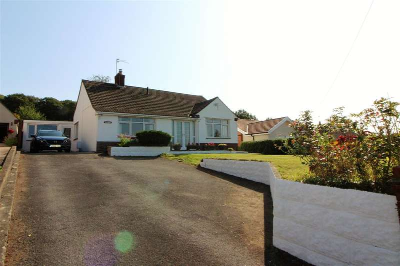 4 Bedrooms Detached House for sale in Woodside, Parc Seymour, Newport