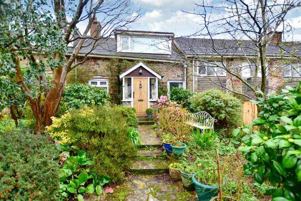 2 Bedrooms Terraced House for sale in Brooking Barn, Ashprington, Totnes, Devon