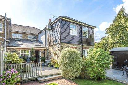 5 Bedrooms Semi Detached House for sale in High Street, Downe, Kent