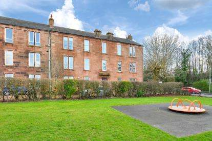2 Bedrooms Flat for sale in 1/2, 1 Creswell Terrace
