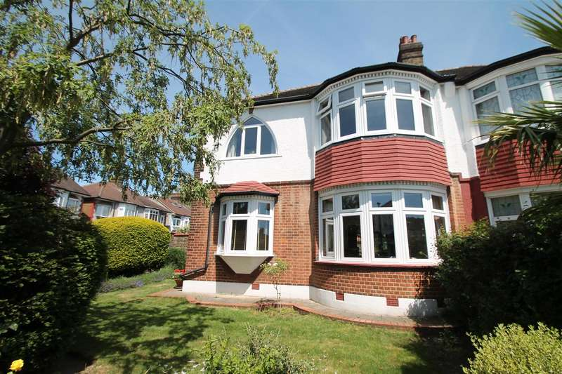 4 Bedrooms Semi Detached House for sale in Doveridge Gardens, London N13