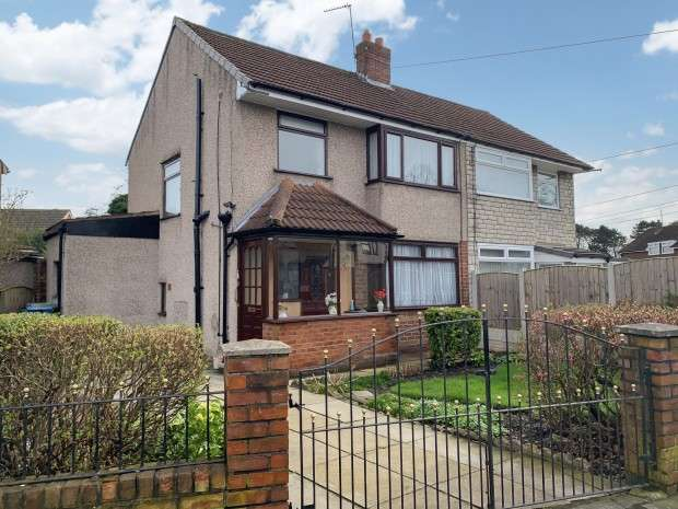 3 Bedrooms Semi Detached House for sale in Finch Lane, Knotty Ash, L14