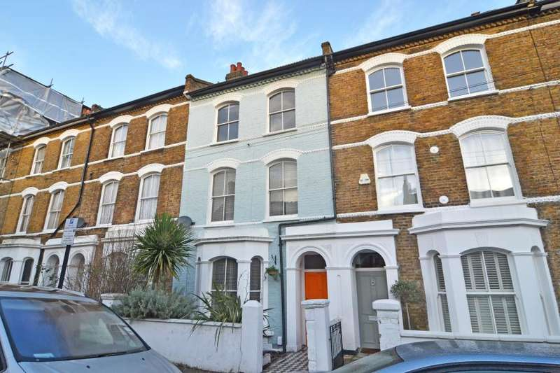 4 Bedrooms House for sale in Nansen Road, London, SW11