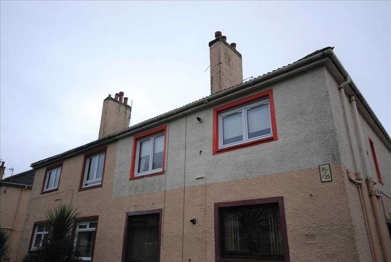2 Bedrooms Apartment Flat for sale in Kerr Avenue, Saltcoats