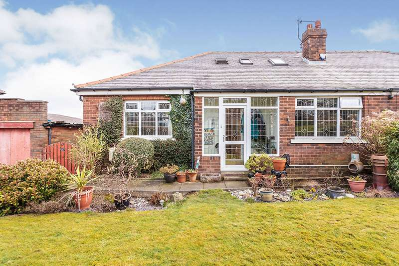 5 Bedrooms Semi Detached Bungalow for sale in Radfield Drive, Bradford, West Yorkshire, BD6