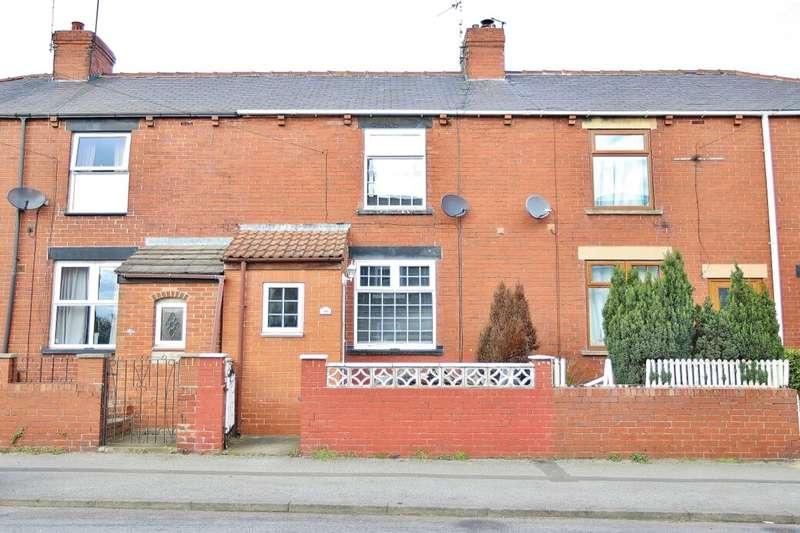 2 Bedrooms Property for sale in School Street, Hemingfield, Barnsley, S73
