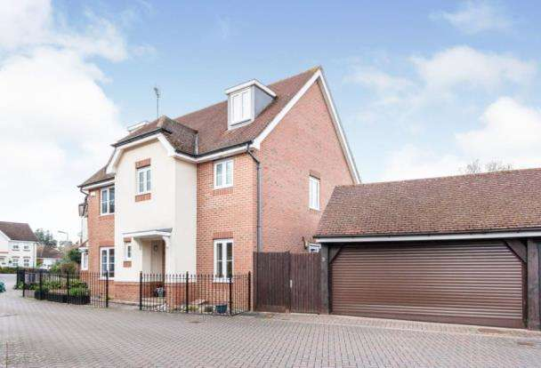 5 Bedrooms Detached House for sale in Hook